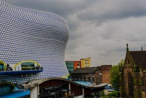 Birmingham Student Bullring